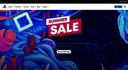 playstation.com -