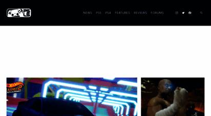similar web sites like playstationlifestyle.net