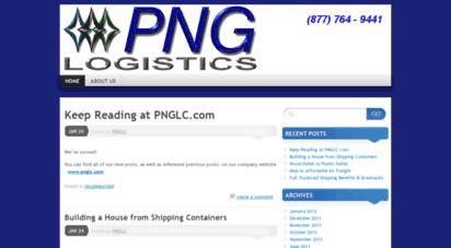 Welcome to Pnglc wordpress com - Freight News   PNG Logistics – We
