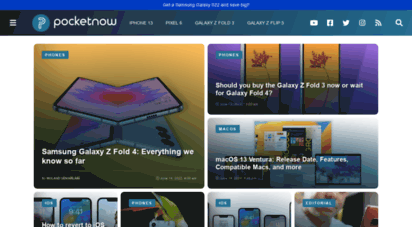 pocketnow.com - pocketnow  smartphone, tablet, and wearable reviews, videos, editorials and news