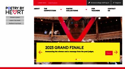 poetrybyheart.org.uk