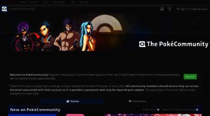 pokecommunity.com - the pokécommunity forums