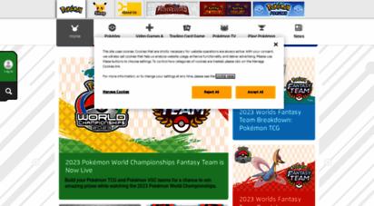 pokemon.com -
