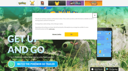 pokemongo.com