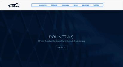 polinetfile.com.tr - polinet a.ş.  plastik file üreticisi