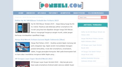 ponseli.com -