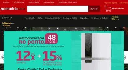 pontofrio.com.br -