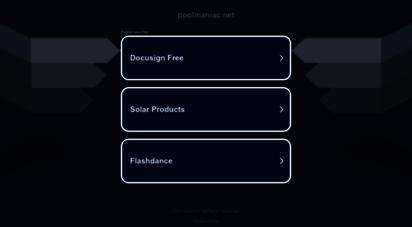 poolmaniac.net