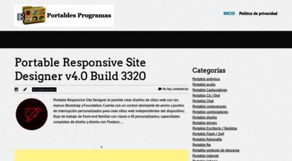 portablesprogramas.com - portables programas – compartimos portables