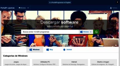 portalprogramas.com - descargar programas para windows - portalprogramas