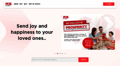 pos.com.my - pos malaysia