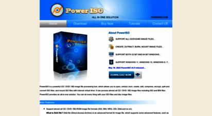 poweriso.com