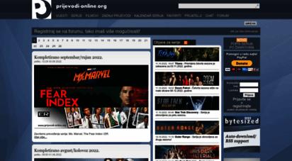 prijevodi-online.org - vijesti / prijevodi online . org