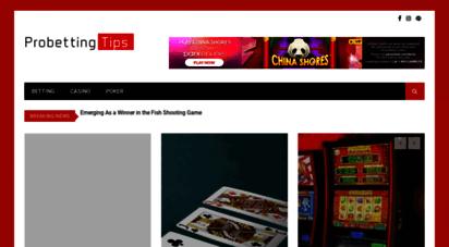 probetting-tips.com - probetting tips