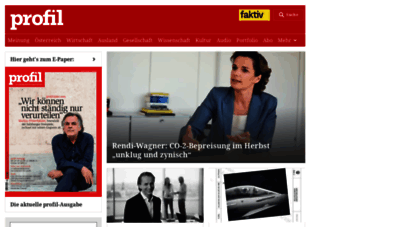 profil.at - profil - österreichs unabhängiges naichtenmagazin  profil.at