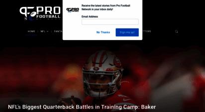 profootballnetwork.com - pro football network  2020 nfl draft, news, film room, podcasts