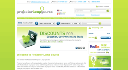 projectorlampsource.com