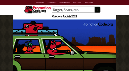 promotioncode.org -