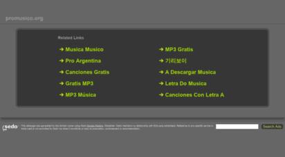 promusico.org -