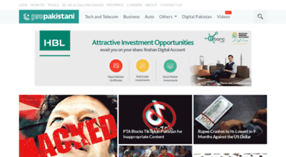 propakistani.pk - propakistani  technology and business news from pakistan