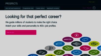 prospects.ac.uk -
