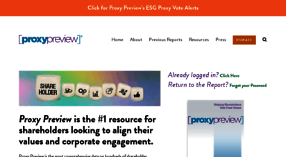 proxypreview.org - as you sow: proxy preview 2012
