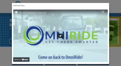 prtctransit.org - prtc - the ride that´s right for you