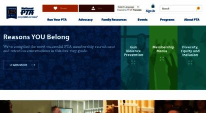 pta.org - national parent teacher ssociation