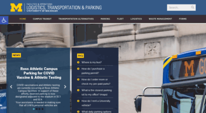 Welcome to Pts umich edu - University of Michigan Logistics