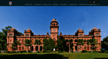 pu.edu.pk - university of the punjab