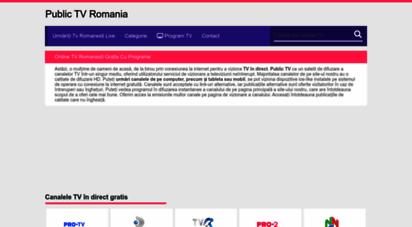 publictv.ro -