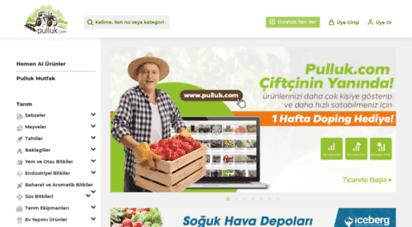 pulluk.com - tarım ve hayvancılığın güvenilir ticaret platformu  pulluk.com