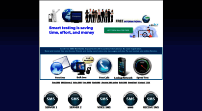 Welcome to Pumpsms com - Free SMS Worldwide | Receive Free text