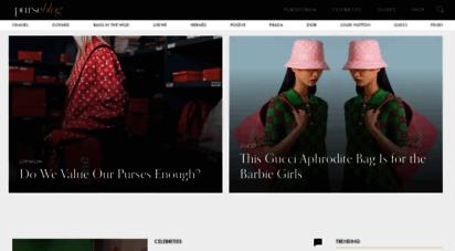 purseblog.com - purseblog - designer handbag reviews and shopping