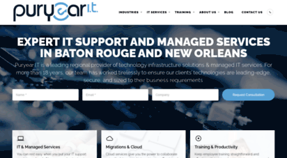 puryear-it.com - puryear it, llc - puryear it provides cost-effective managed it solutions for business.
