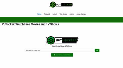 putlocker-website.online - putlocker: watch free movies and tv shows