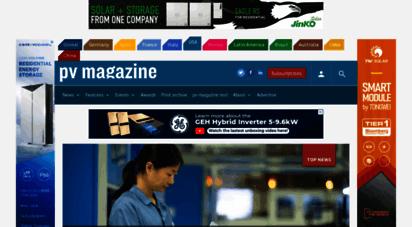 pv-magazine-usa.com - pv magazine usa - solar energy markets and technology