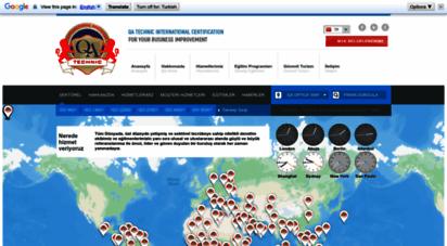 qatechnic.com - alberk qa technic uluslararası teknik kontrol ve belgelendirme a.ş.