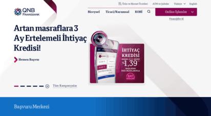qnbfinansbank.com