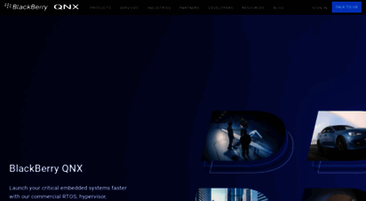 qnx.com - qnx operating systems, development tools, and professional services for connected embedded systems