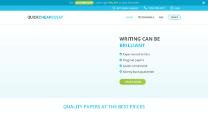 quickcheapessay.com - essay writing service 1  custom papers - quickcheapessay.com