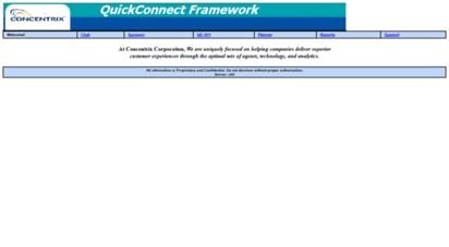 quickconnect.convergys.com -