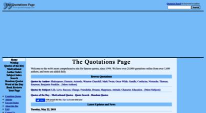quotationspage.com