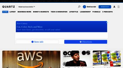 qz.com - quartz — global business news and insights