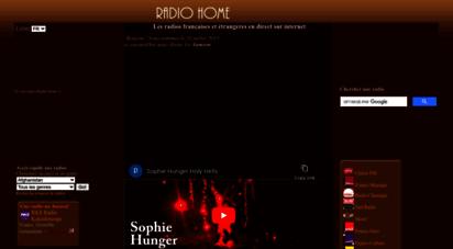 radio-home.net - radio home