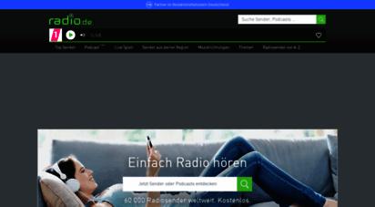 radio.de -