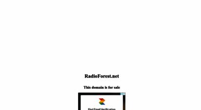 radioforest.net - online radio stations  radioforest.net