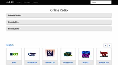 radiostationusa.fm - radio stations usa