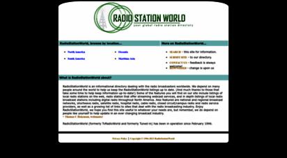 radiostationworld.com