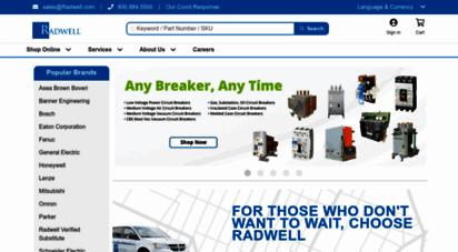 radwell.com - radwell international mro, automation supply & repair - radwell.com
